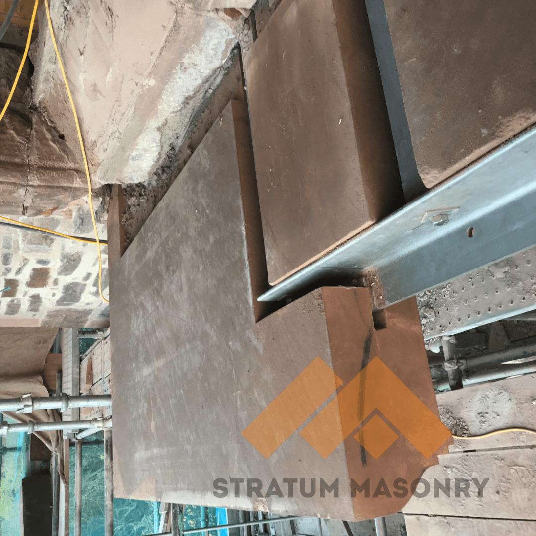 The Importance Of Fixings In Masonry Construction, Stratum Stonemasons